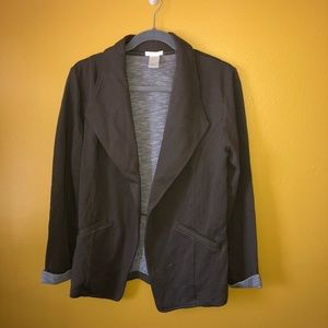 Matty M Olive Green Roll Cuff Jacket, NWOT